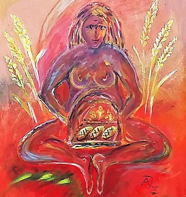 Fornax – Römische Göttin des Brotbackens und der Öfen