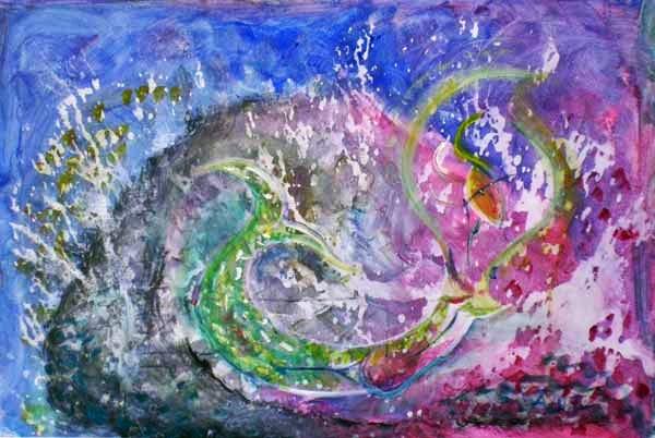 Amphitrite – Vorhellenische Meeresgöttin