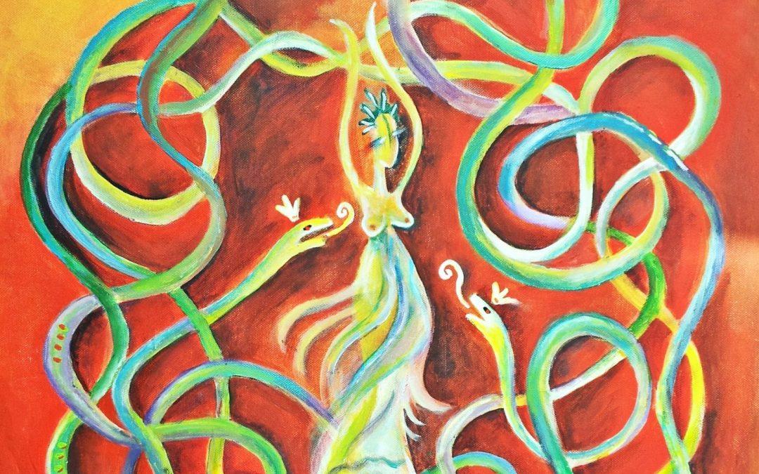 Angitia – Pre-römische Heil-, Zauber- und Schlangengöttin