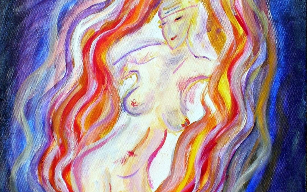 Februata – Römische Schutzherrin und Göttin der Liebesleidenschaft und der erotischen Liebe