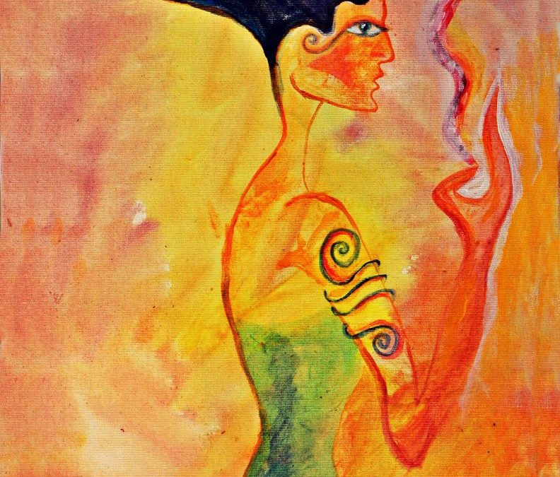 Amunet – Ägyptische Göttin der Luft, des Windes und des Mondes