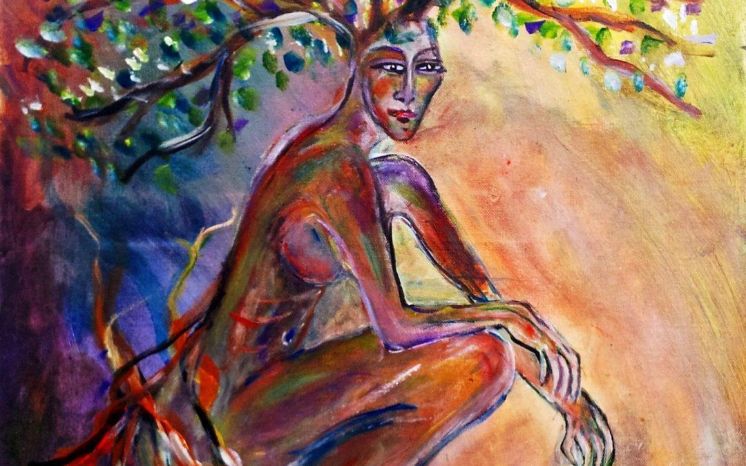 Strenia – Römisch-sabinische Waldgöttin der (Lebens-)Kraft, der Stärke und Gesundheit