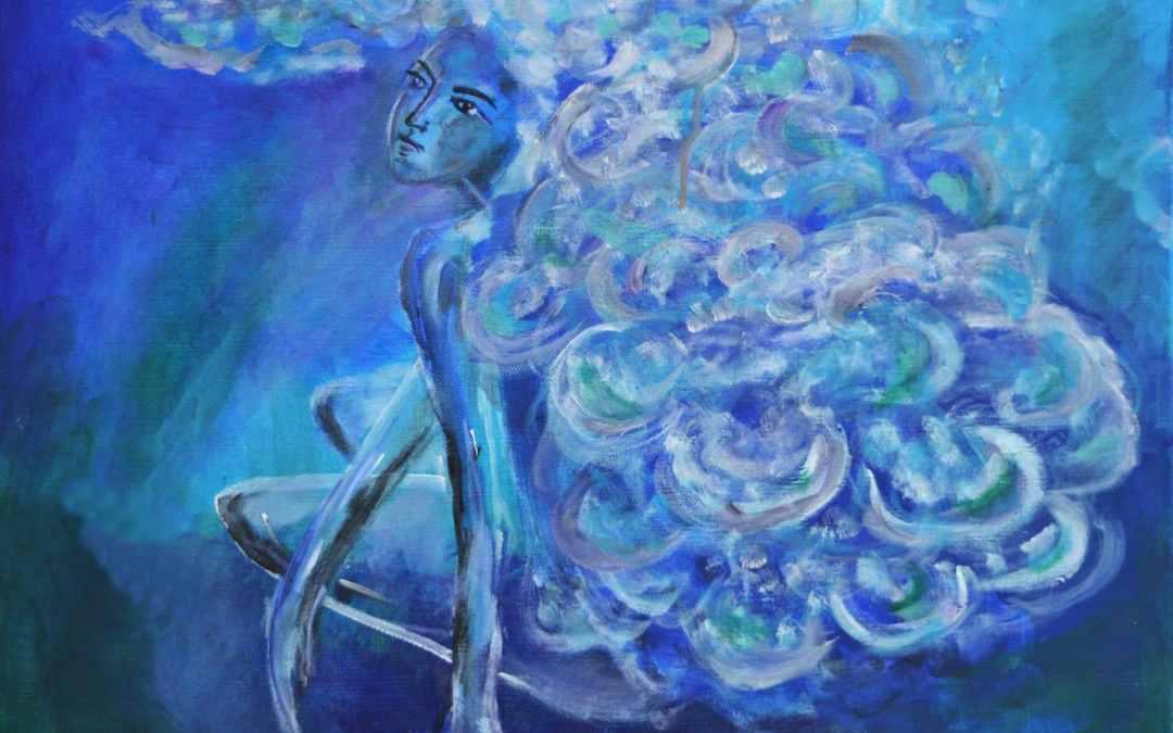 Hi'iaka – Hawaiianisch-polynesische Göttin der Wolken und des Windes