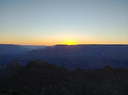 Grand Canyon, 2018