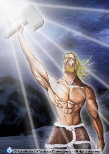 La fermezza di Thor