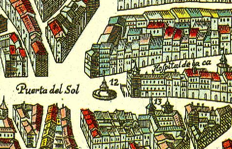 Plano de Mancelli (1625)