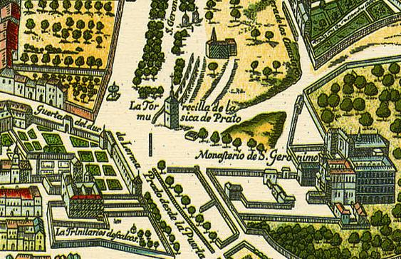 Plano de Mancelli (1623)