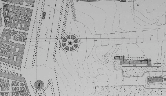 Plano Ibáñez de Ibero (1875)