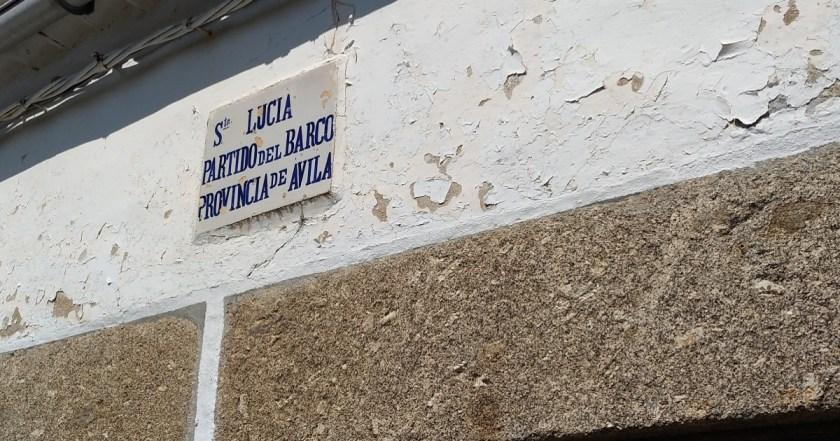 Santa Lucía de la Sierra