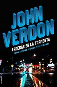 John Verdon. Arderás en la tormenta