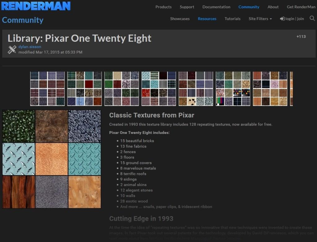 pixar-textures