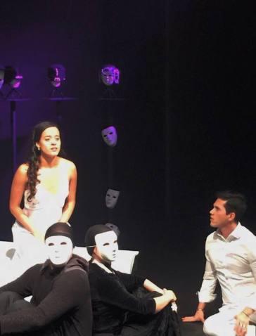 Julieta y su Romeo. Foto: Adela Romero.