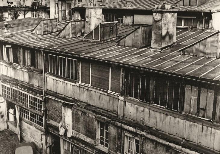 le Bateau Lavoir 2 (c) Anonyme, _ collection le Vieux Montmartre