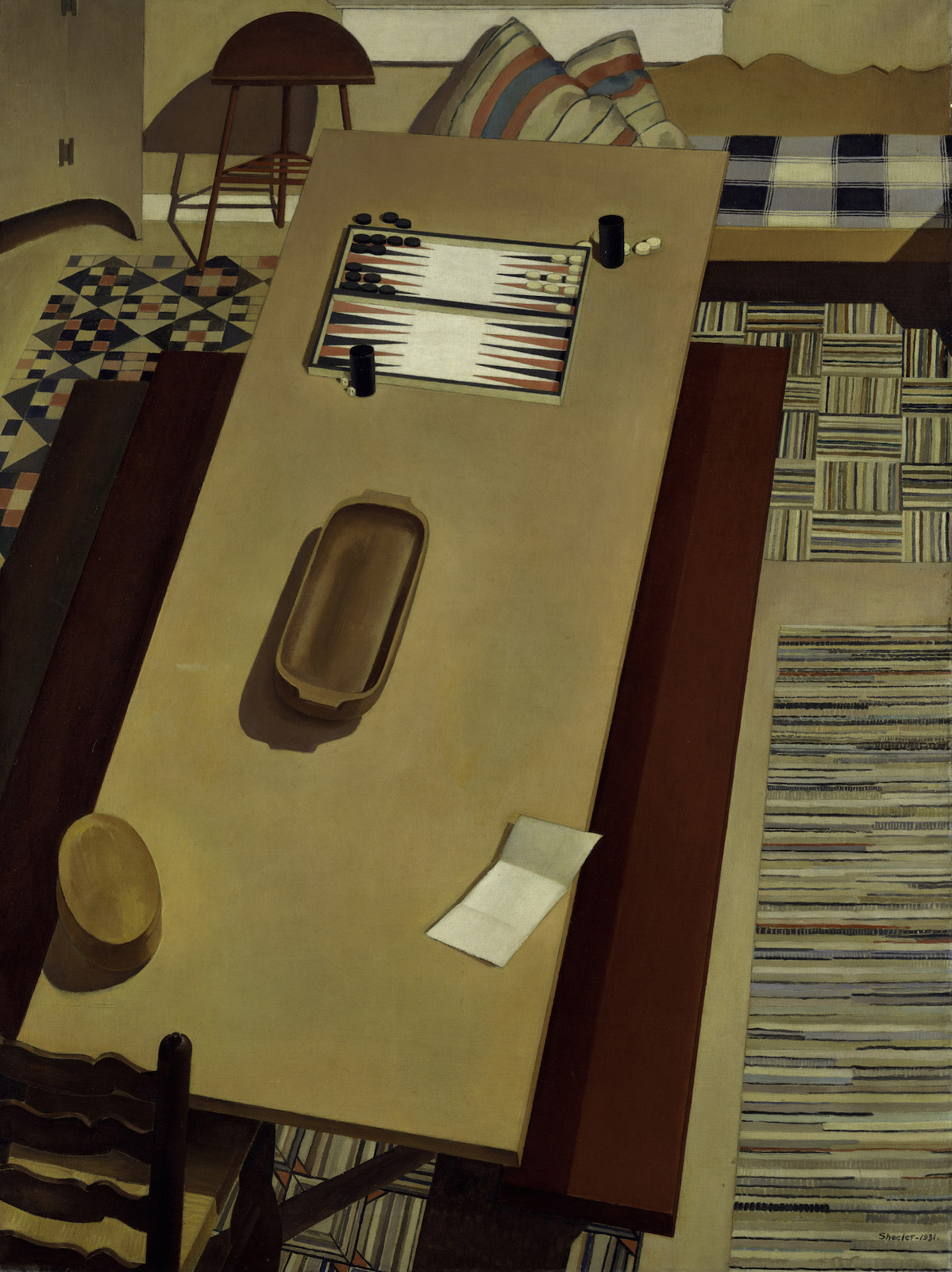 Americana (c) Estate of Charles Sheeler.jpg