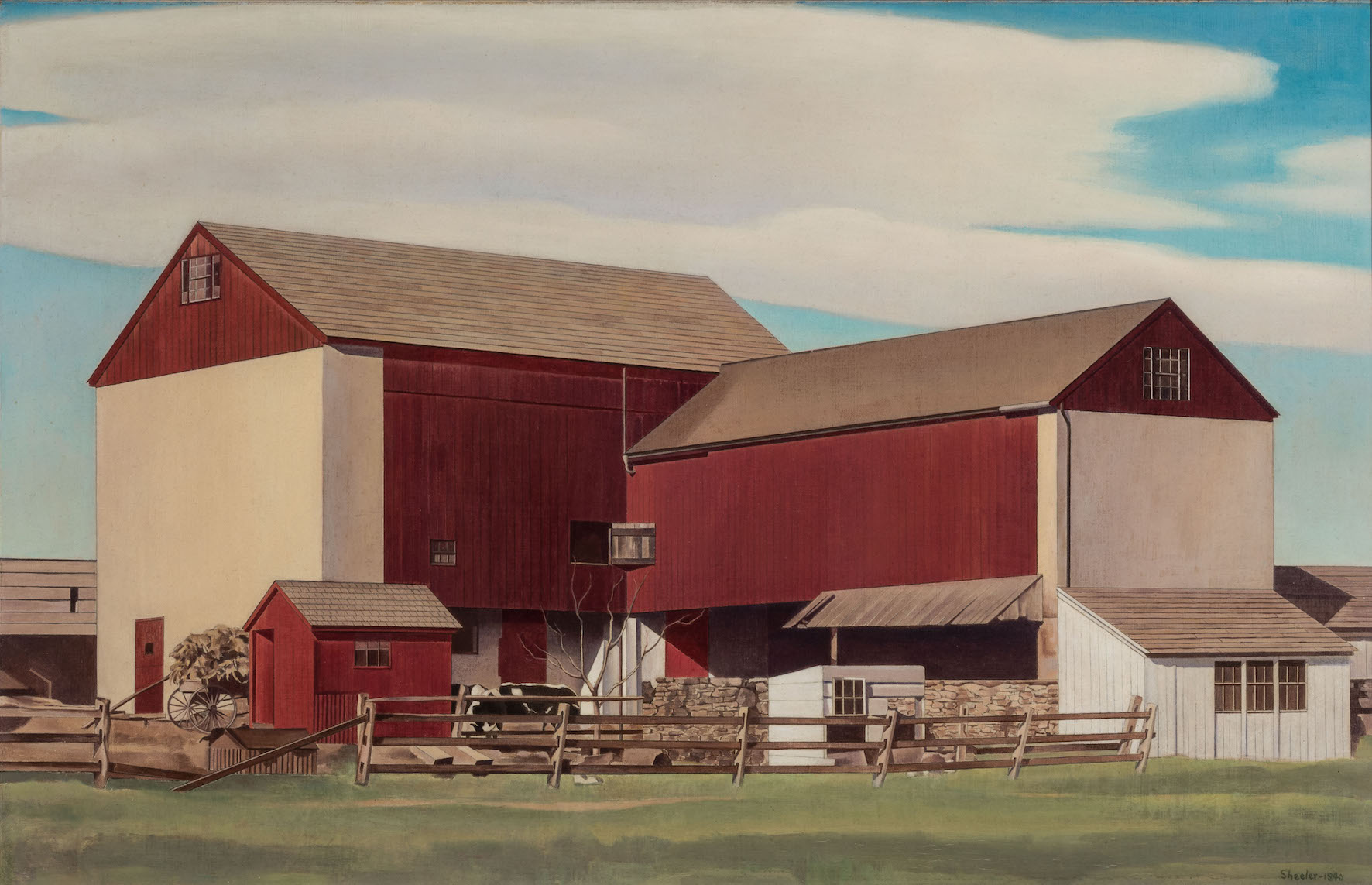 Bucks County Barn (c) Estate of Charles Sheeler.jpg