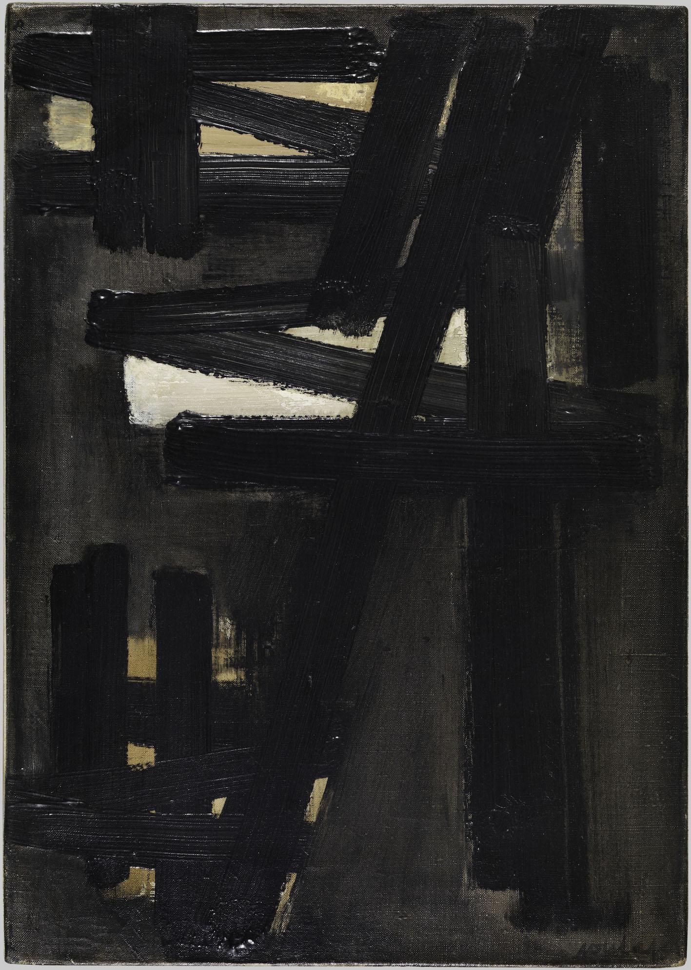 Peinture 46 x 33, 16 juin 1953 Photo ©Centre Pompidou, MNAM-CCI, Dist. RMN-Grand Palais _Philippe Migeat © ADAGP, Paris.jpg