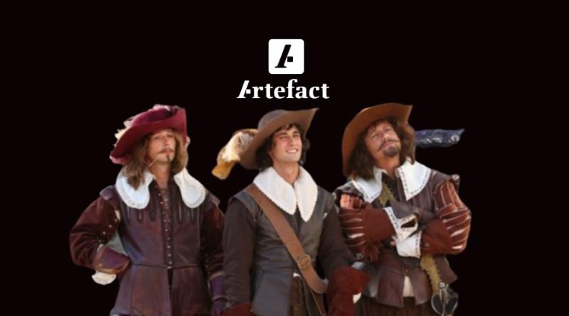 Netflix зніме Трьох мушкетерів