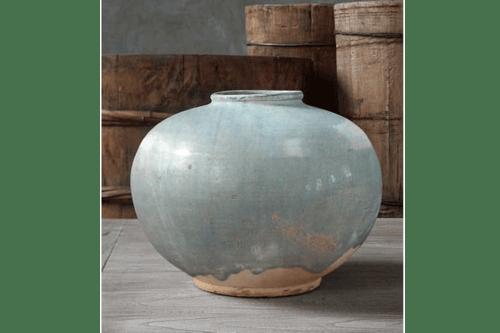 Blue Henan Vase