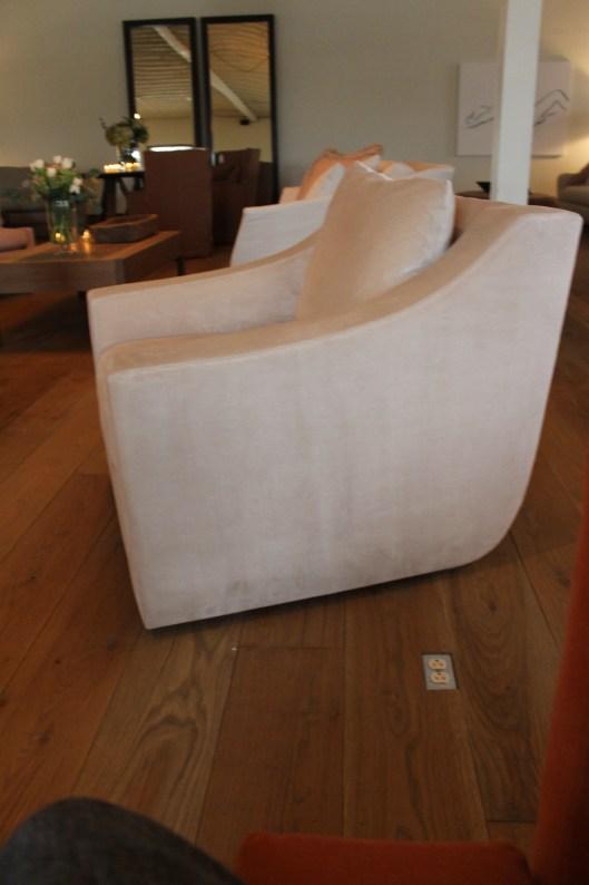 CLARENCE Swivel Chair @ HP, LInden Velvet 041913