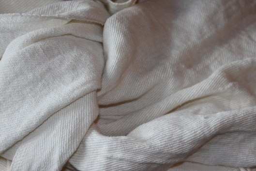 luxury linen throws...or try a cotton weave throws in natural....feeling ready for summer on deck