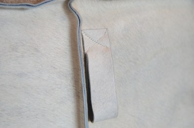 pouf detail
