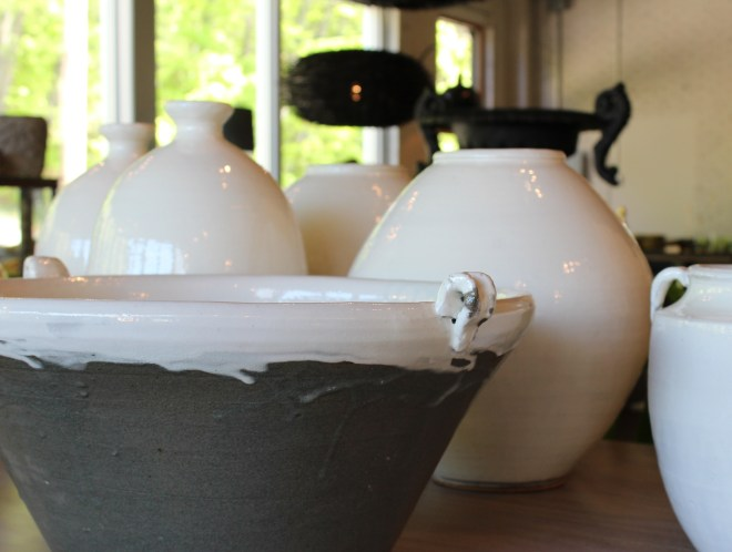 hand thrown + glazed - vessels of substance