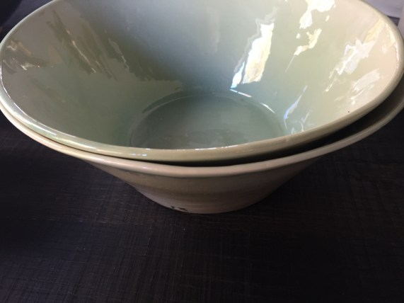 green bowl from the nick moen collection