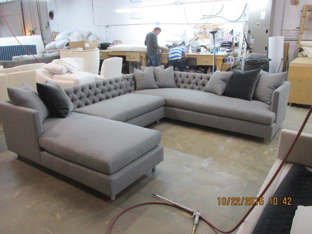 44600 Artefact Marilyn Sectional