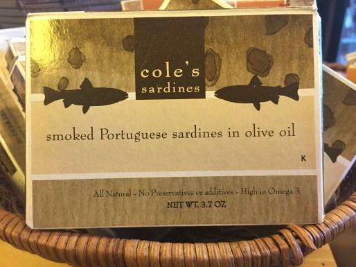 coles-sardines