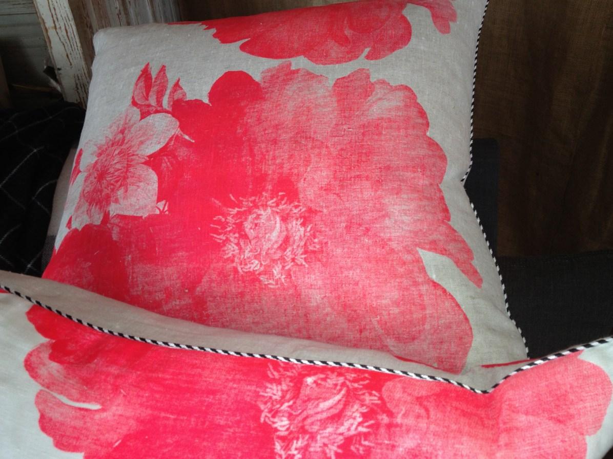 BN Neon Garden pillows 010413