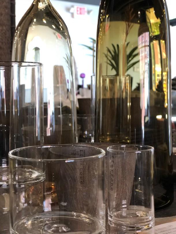 tablesetting-zen summer-revolution glass-artefact