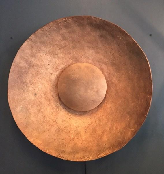 bullseye copper sconce 1
