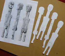 Kingsteignton Idol drawings 02