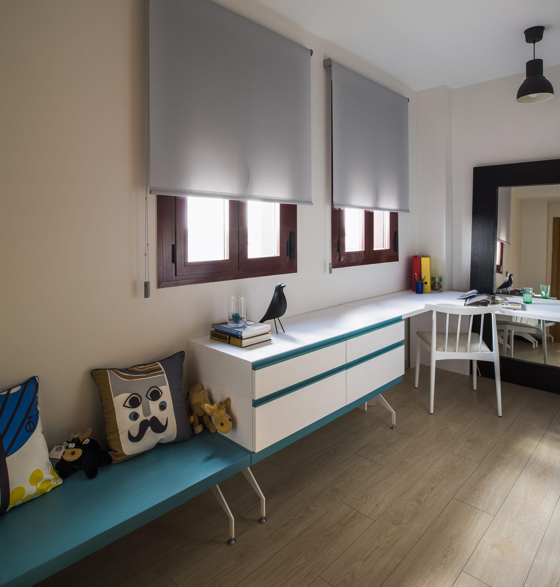 Zona de trabajo reforma de Interior vivienda Sevilla