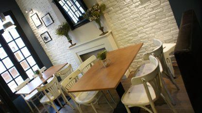 Restaurante reformado por Artefactum Interiorismo