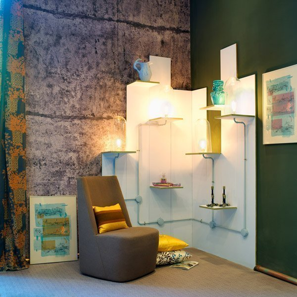 Casa Decor 2012 Madrid Artefactum Salón
