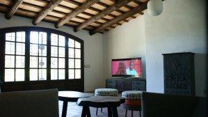 Interiorismo Masía ampurdan Sevilla interioristas equipamiento mobiliario