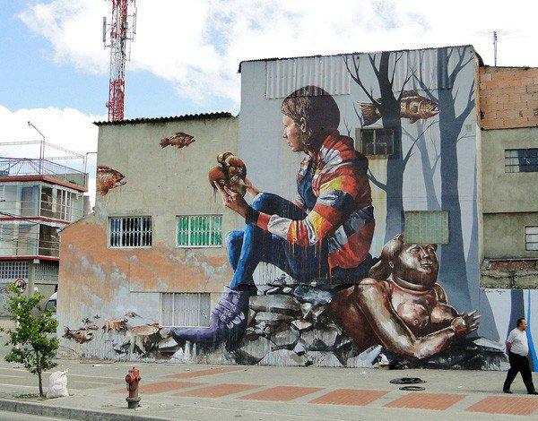 El arte callejero de Fintan Magee 17