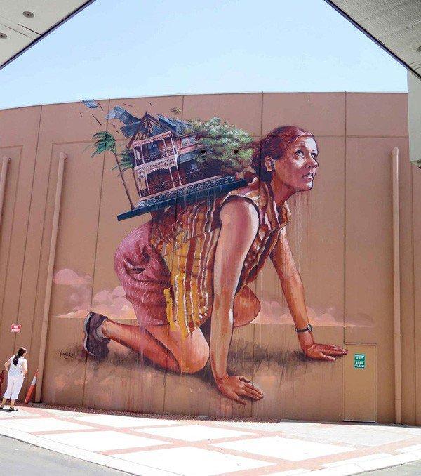 El arte callejero de Fintan Magee 4