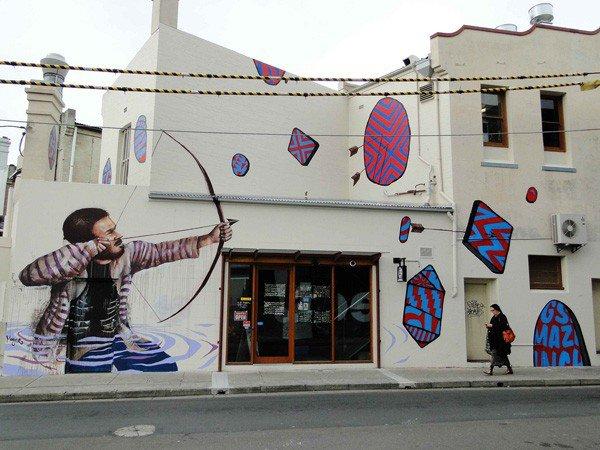 El arte callejero de Fintan Magee 8