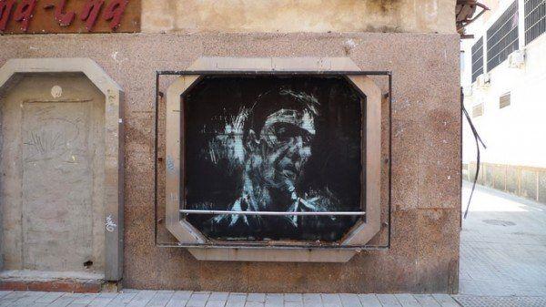 arte callejero de Gonzalo Borondo 5