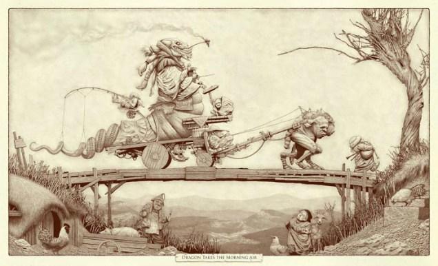ilustraciones Edward Binkley 2