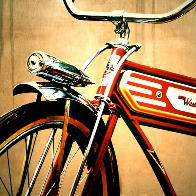Pinturas fotorrealistas vintage Brian Tull 12