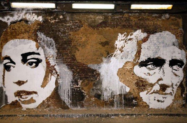 arte callejero Vhils 7