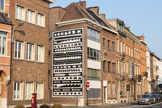 Arte callejero ciudades europa murales 5