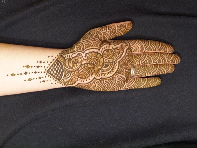 tatuajes henna india tradicional bodas mujeres 2