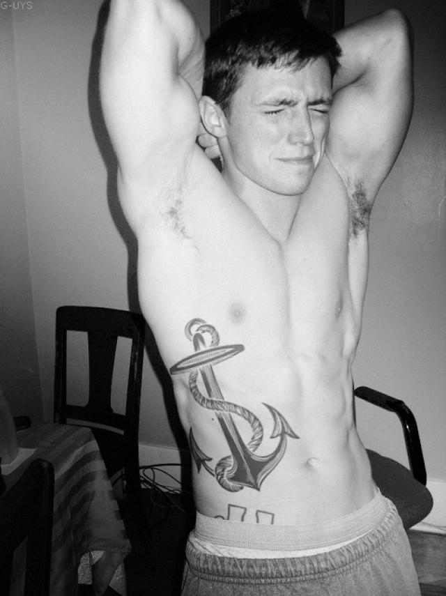 tatuaje ancla 2