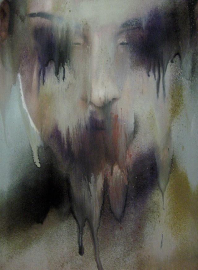 Dolor - Pinturas de Marco Rea 2