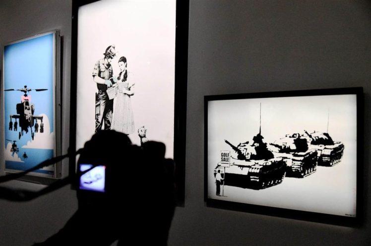 pinturas de banksy 2