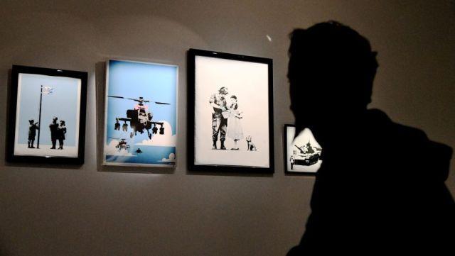 pinturas de banksy 6